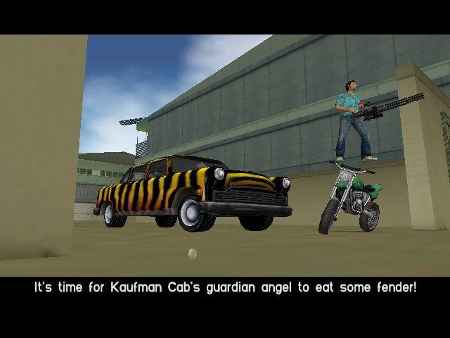 Томми рулит - Grand Theft Auto: Vice City