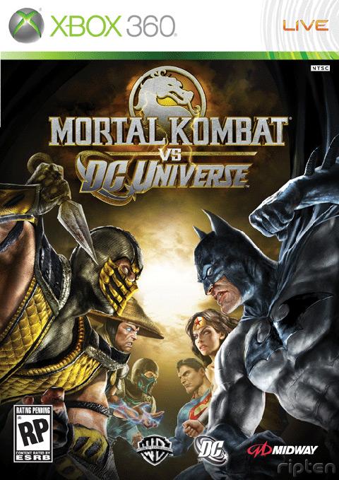 MKD4 - Mortal Kombat vs. DC Universe