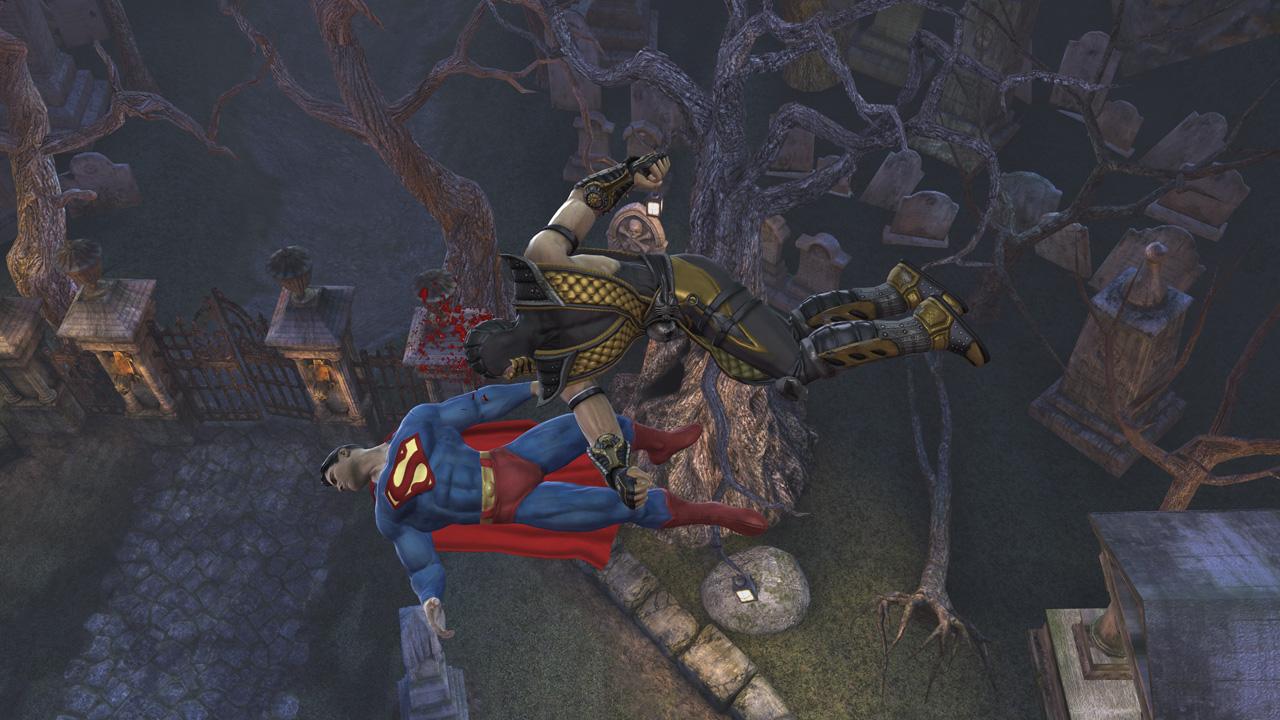 MKD5 - Mortal Kombat vs. DC Universe