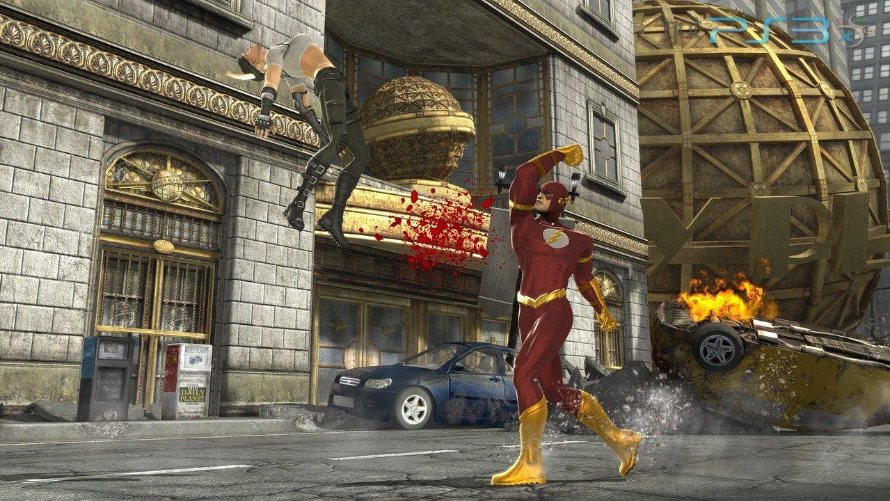 MKD7 - Mortal Kombat vs. DC Universe