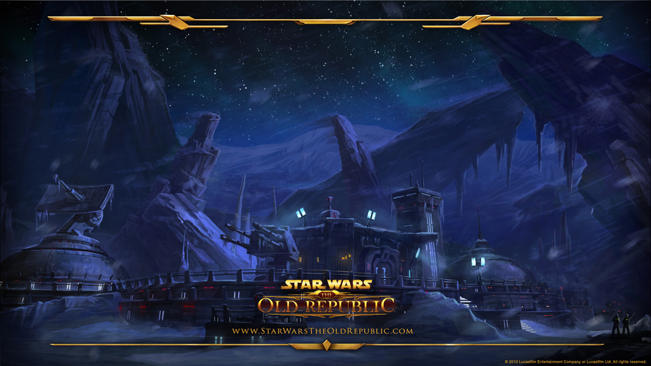1 - Star Wars: The Old Republic