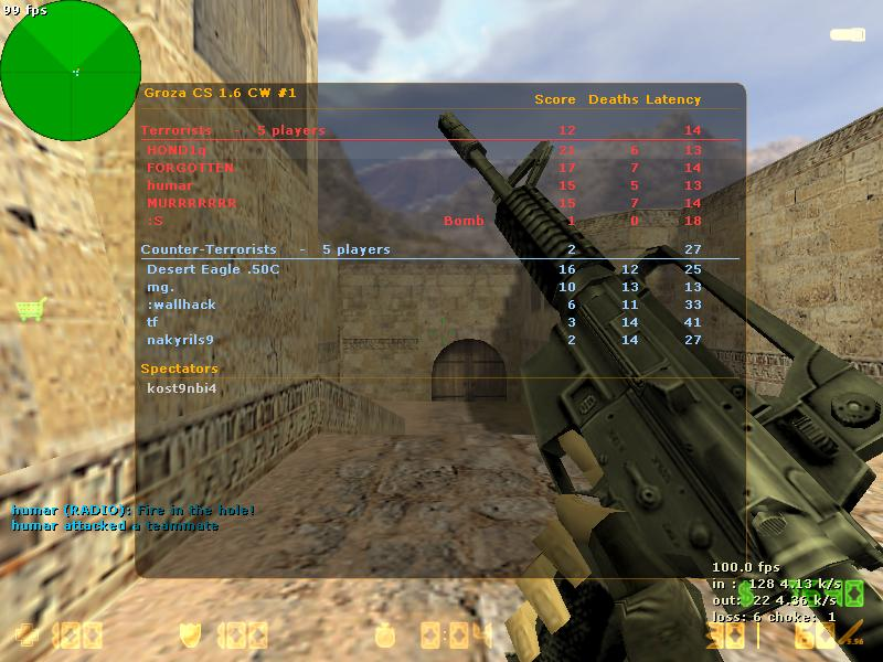 O_GOD - Counter-Strike