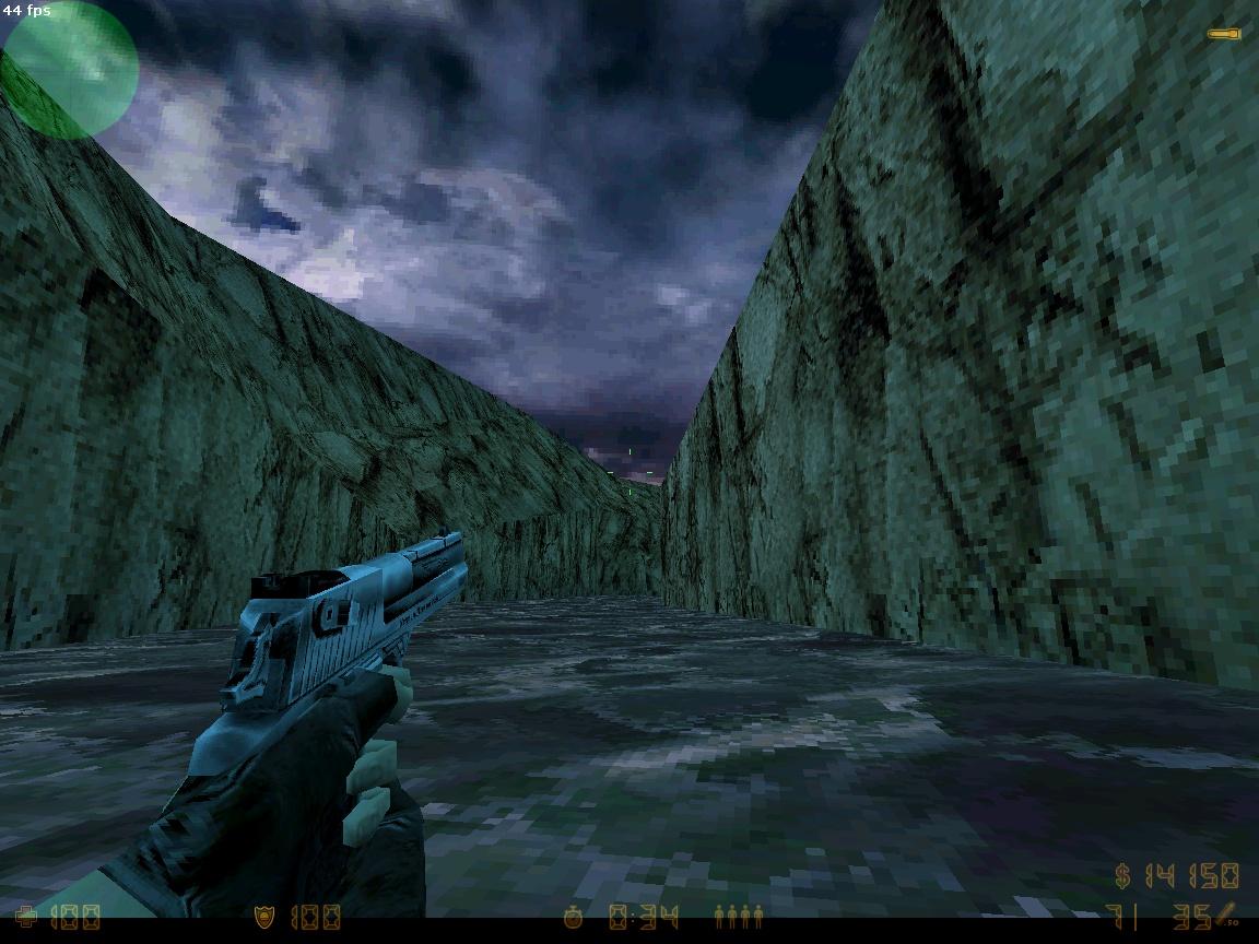 317 кб - Counter-Strike