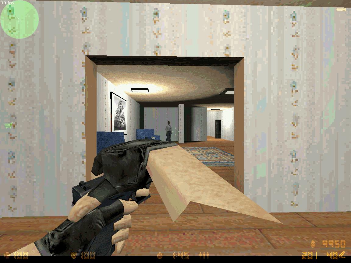Косяк с размером экрана (sizeup исправляет, но невидимые области у weapon'ов остаются, хотя и не так заметны) - Counter-Strike