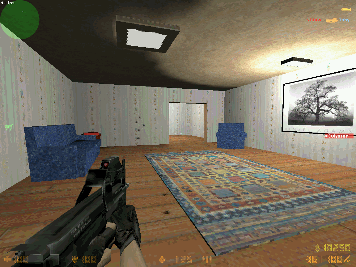 1995 кб - Counter-Strike