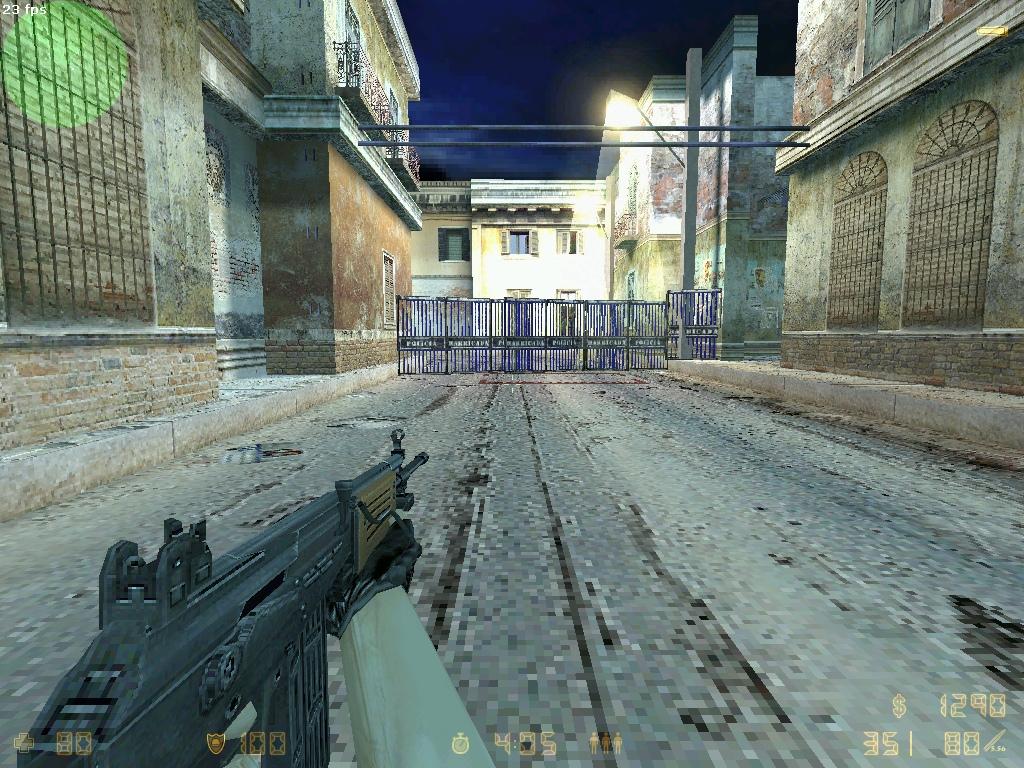 434 кб - Counter-Strike