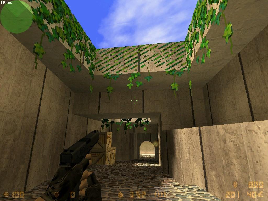 200 кб - Counter-Strike