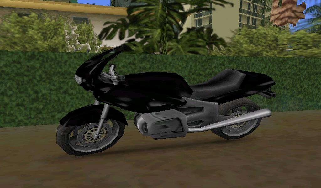 pcj 600 - Grand Theft Auto: Vice City