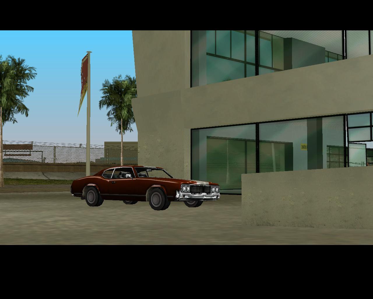 Высокодетализированная Sabre Turbo -