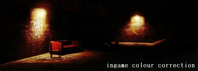 colour correction - Half-Life 2