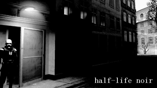 noir - Half-Life 2