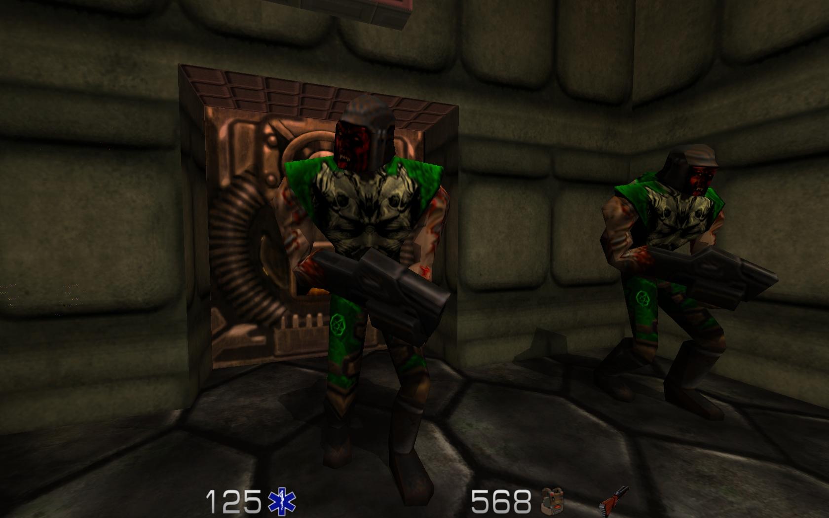 The Final Remake of DOOM for Quake 2 - Файлы - патч, демо