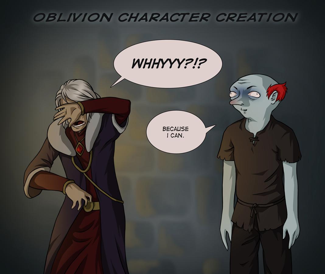 facegen - The Elder Scrolls 4: Oblivion