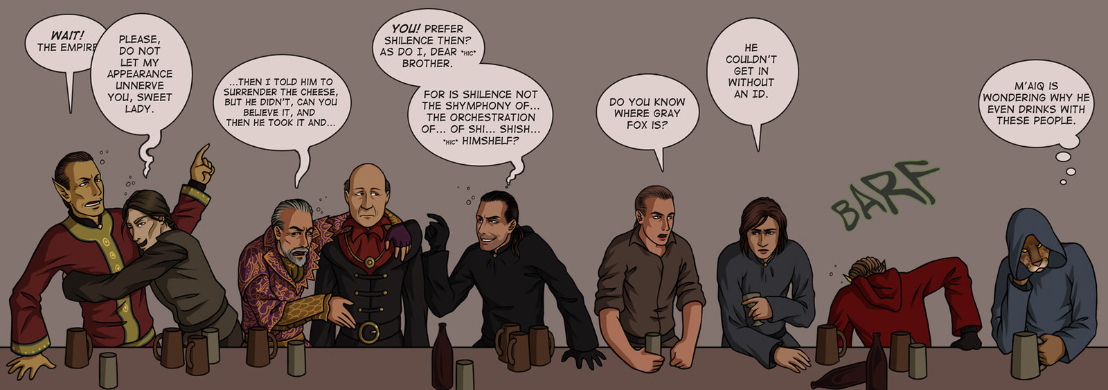 boys - The Elder Scrolls 4: Oblivion