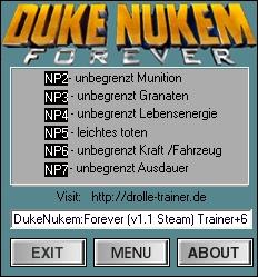 скачать Duke Nukem Forever читы на - фото 7