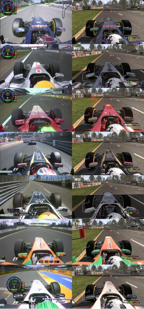 ChOnGs 2011 TCAMS - F1 2011