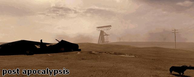 post apocalypsis - Half-Life 2