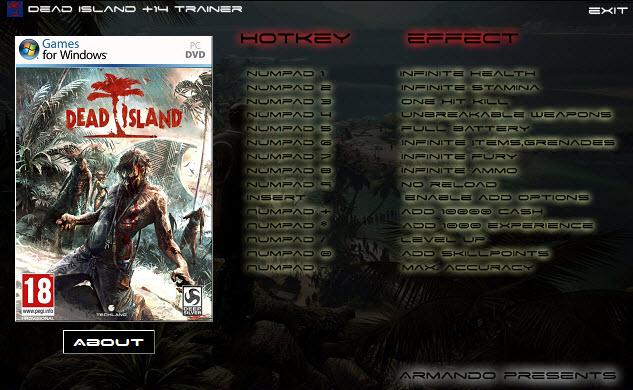 Dead island — читы, коды, трейнеры и сохранения — игромания.