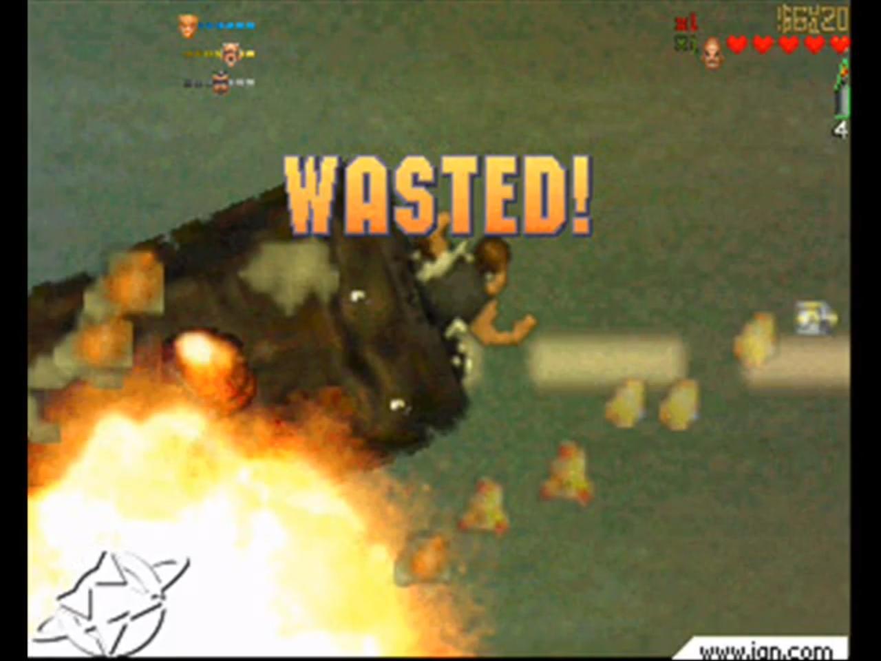image - دانلود بازی Grand Theft Auto 2
