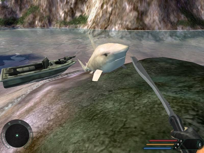 Far cry war antiterror
