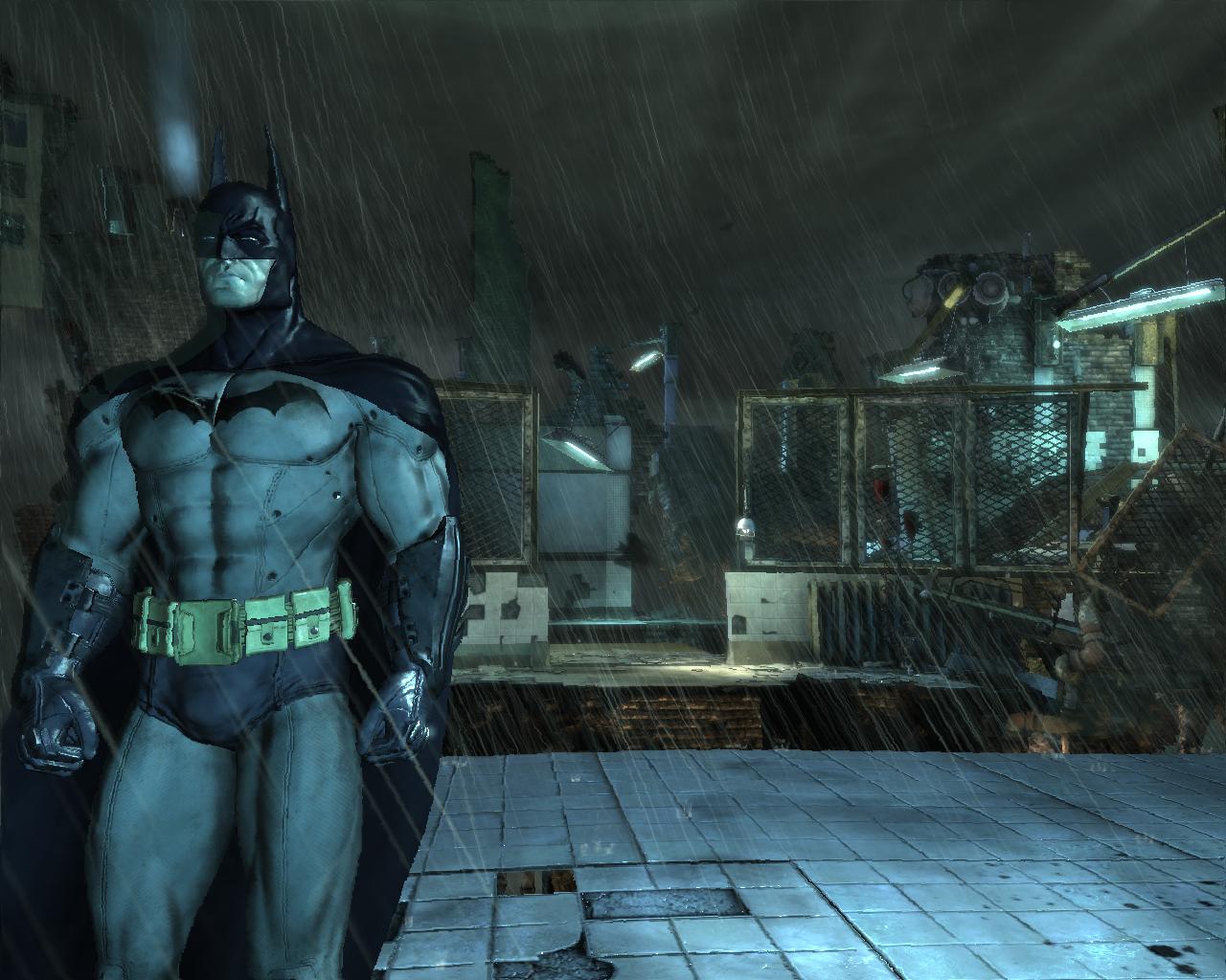batman arkham asylum - HD1280×1024