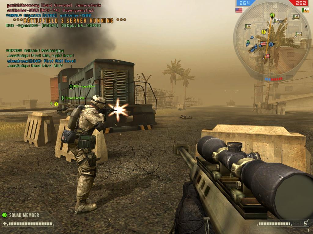 - ЧЕТ ЛЕНЬ МЕНЯТЬ XP НА СЕВЕН ... - Battlefield 2