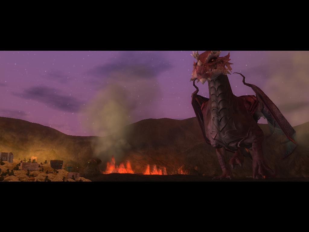 Дракон - Neverwinter Nights 2