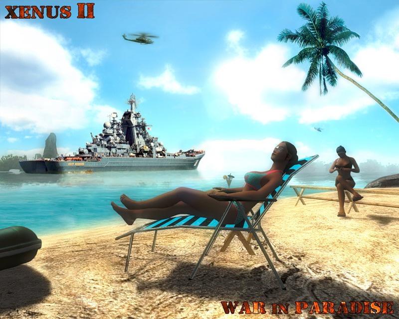 альтернативный вариант - White Gold: War in Paradise альтернативный вариант