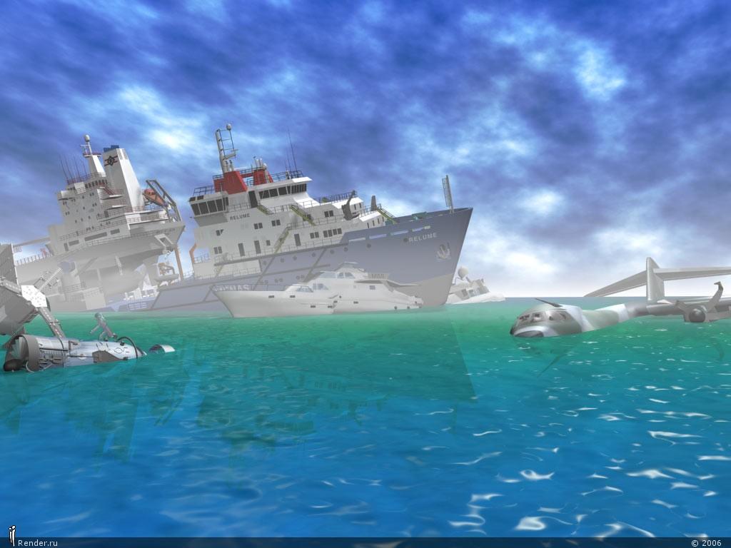 Остров затонувших кораблей - White Gold: War in Paradise
