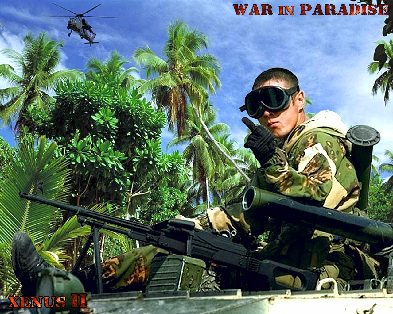 дозор 2 - White Gold: War in Paradise
