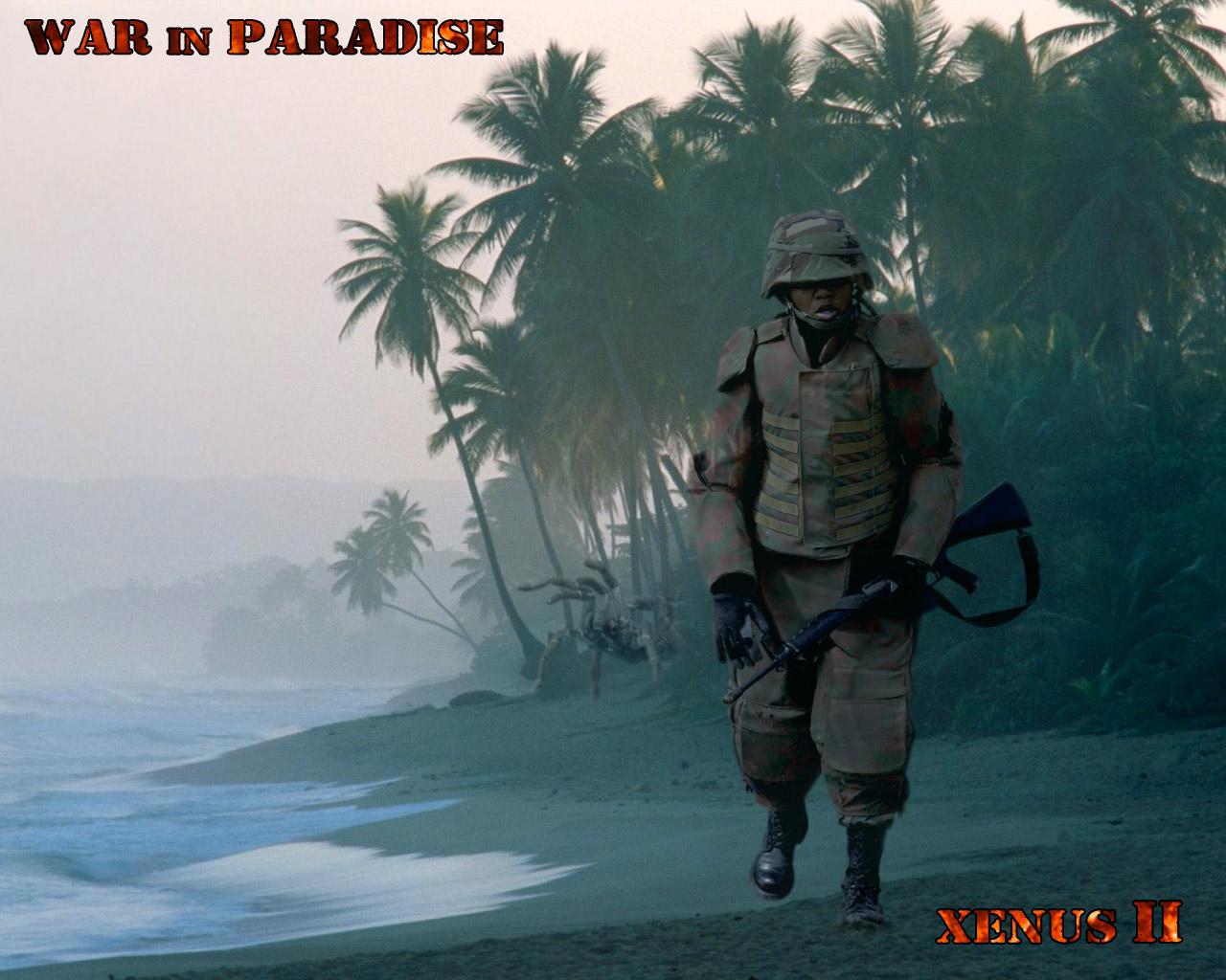 утречко - White Gold: War in Paradise