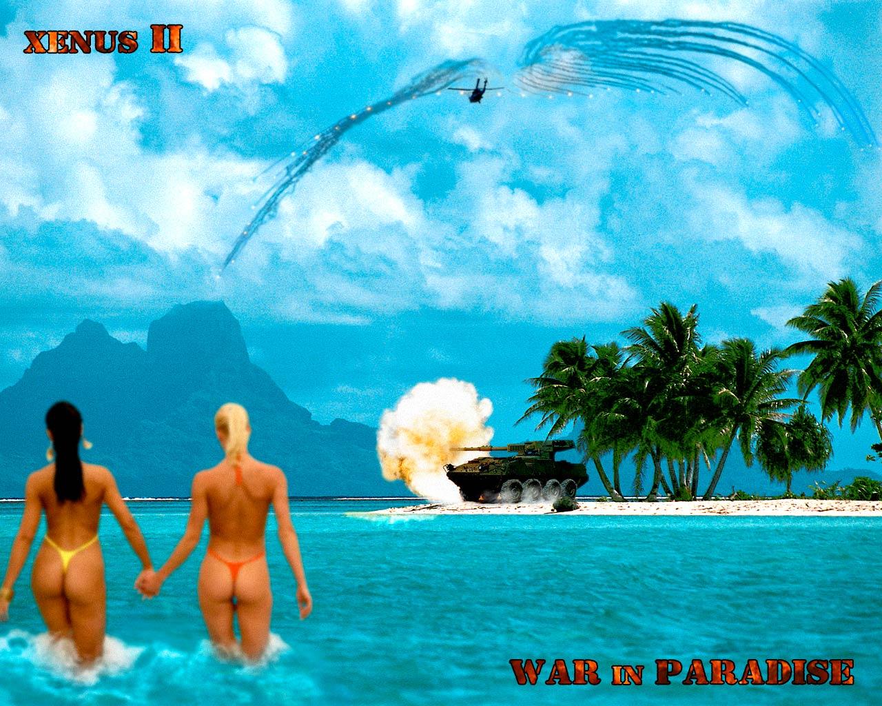 пляжик 3 - White Gold: War in Paradise