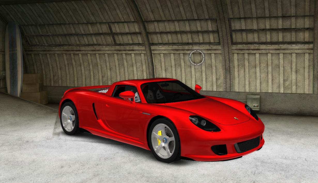 Porshe1 - Test Drive Unlimited 2