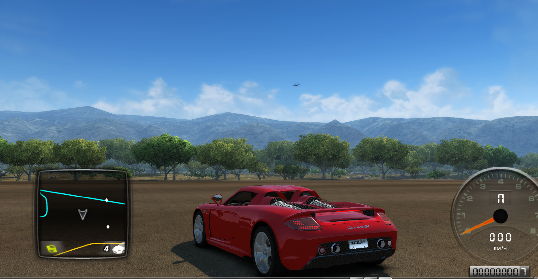 Porshe2 - Test Drive Unlimited 2