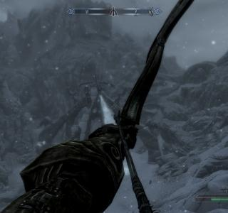 The elder scroll skyrim Скриншоты игры.