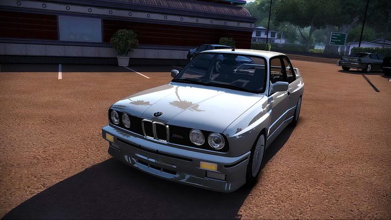 BMW M3 E30 1991 для TDU2 - 1 - Test Drive Unlimited 2 BMW M3 E30