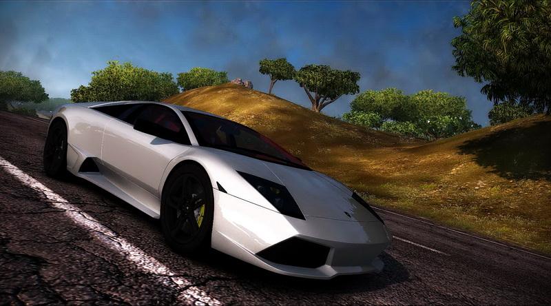 Lamborghini Murciйlago LP640 с оригинальным звук для TDU2 - Test Drive Unlimited 2