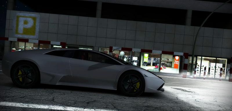 Lamborghini Murciйlago LP640 с оригинальным звук для TDU2 - Test Drive Unlimited 2 test drive unlimited