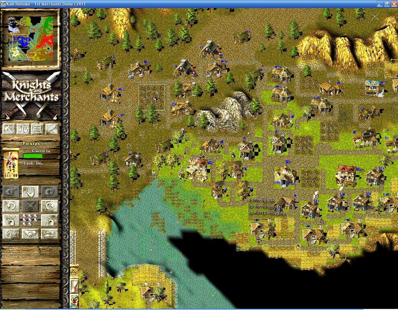 King.JPG - Knights & Merchants: The Peasants Rebellion