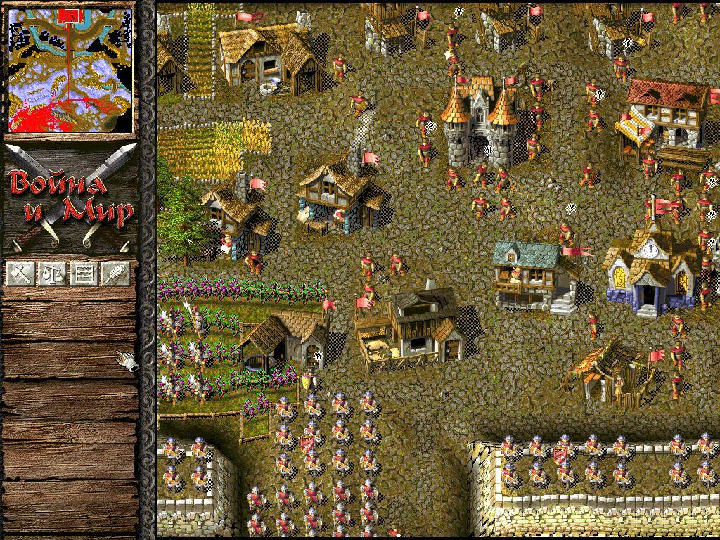 Замок 2 - Knights & Merchants: The Peasants Rebellion