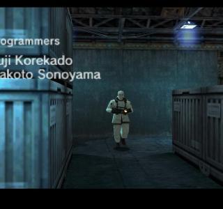 Metal Gear Solid (PC) Для скринов и фото с игры Metal Gear Solid (PC версия, Conami 2000г.)