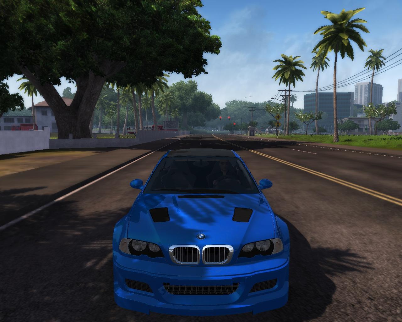 BMW M3 E46 GTR 2005 - Test Drive Unlimited 2 BMW M3 E46, test drive unlimited
