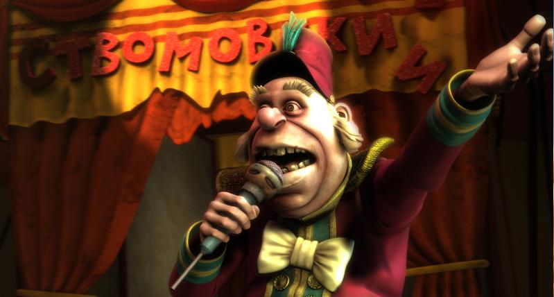 ���������� ������ (Free Jimmy) Goblin