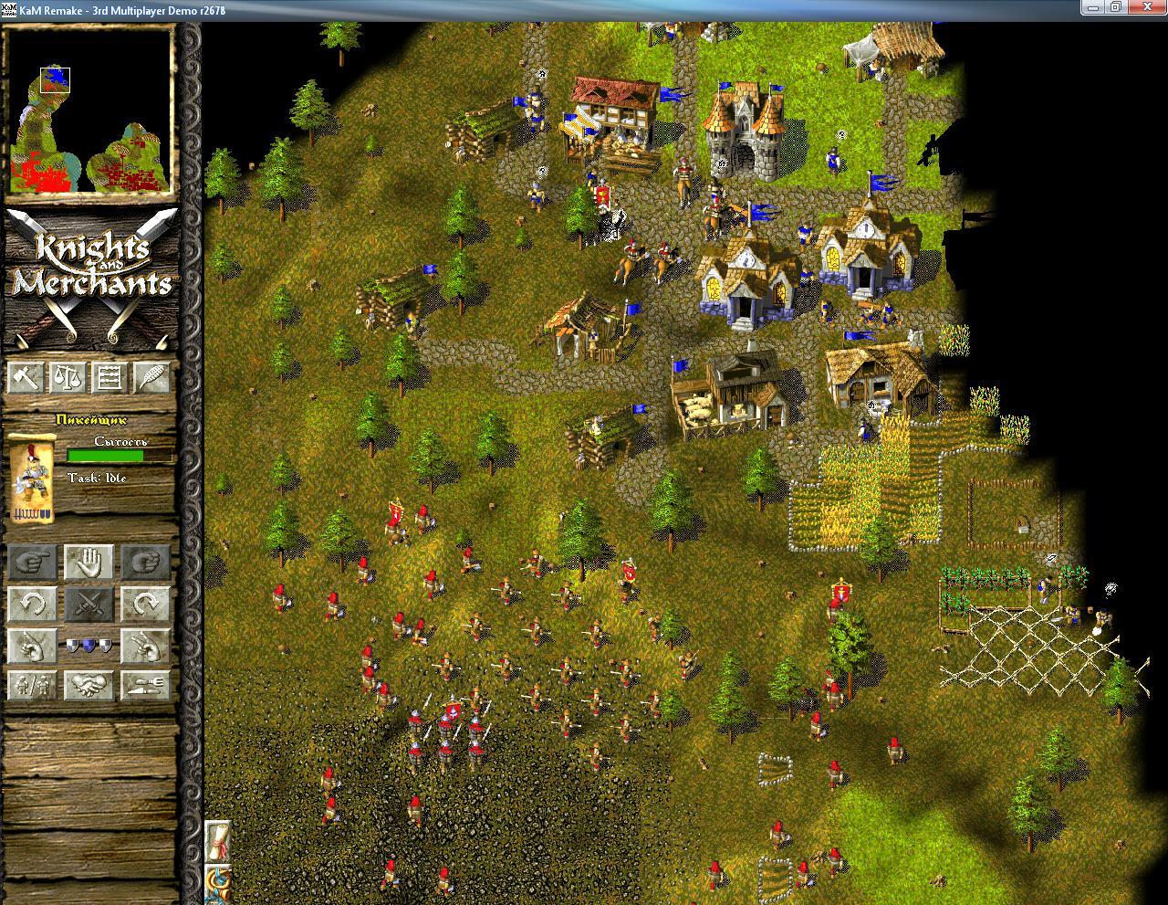 1.JPG - Knights & Merchants: The Peasants Rebellion