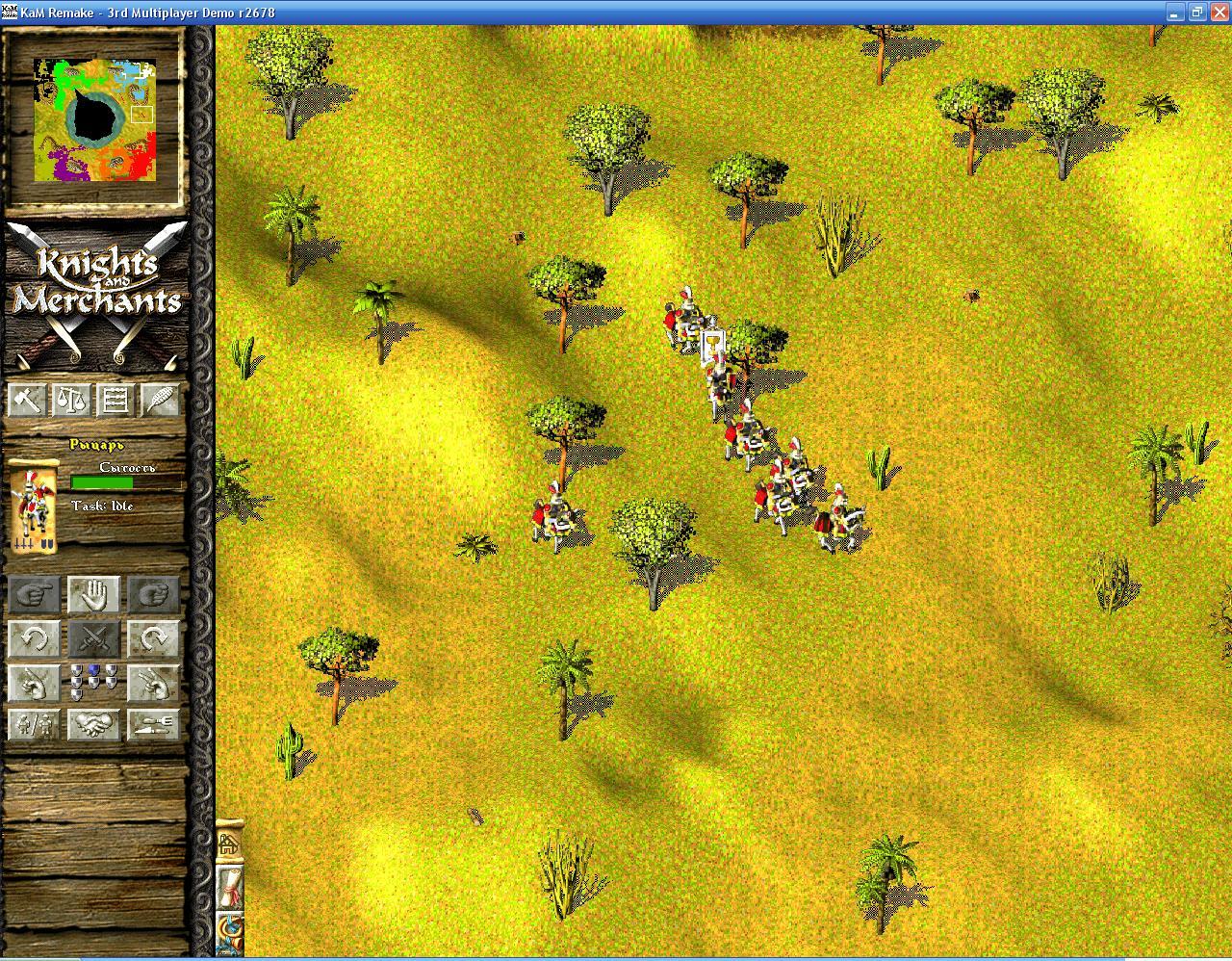 knights oasis.JPG - Knights & Merchants: The Peasants Rebellion