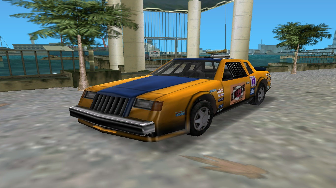 Player Car - Grand Theft Auto: Vice City