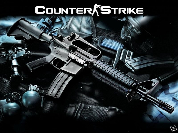 CS 1.6 - Counter-Strike