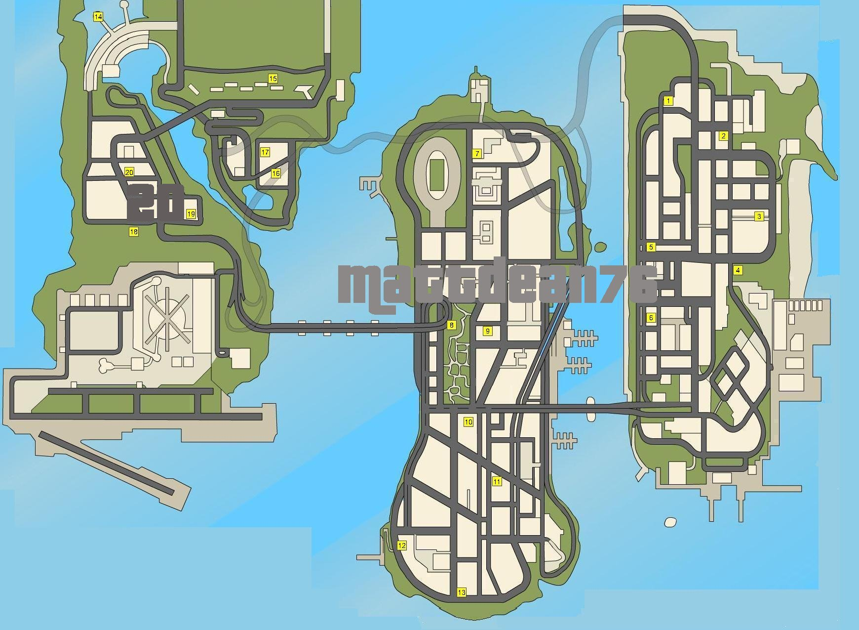 rampages - Grand Theft Auto: Liberty City Stories