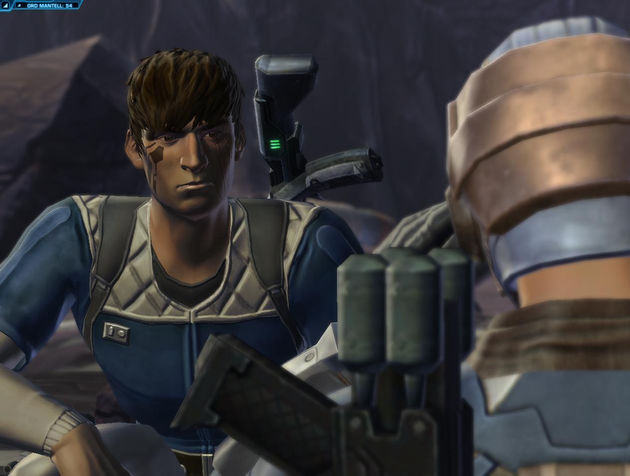 Trooper - Star Wars: The Old Republic clone wars, old republick, trooper, трупер
