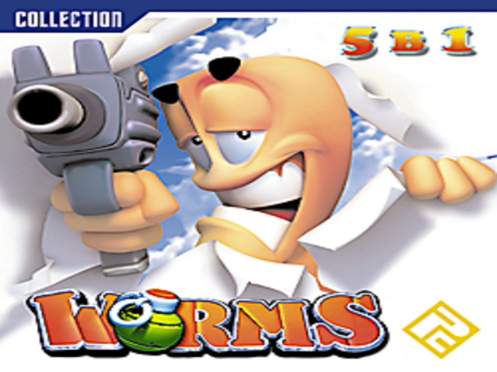 Worms - Worms 3D
